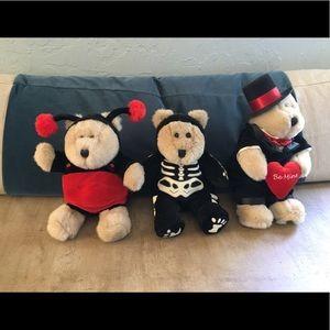 Starbucks Bearista Bears